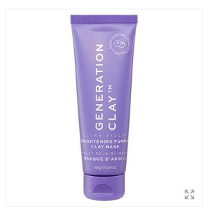 Makeup - Generation Clay Ultra Violet Brightening Clay Mask